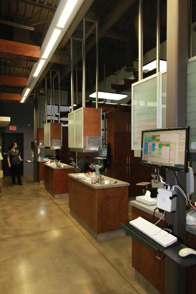 King Orthodontics Team Work Stations